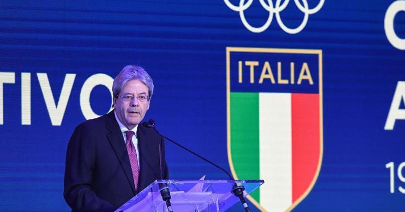 Il presidente del Consiglio Paolo Gentiloni (Ansa)